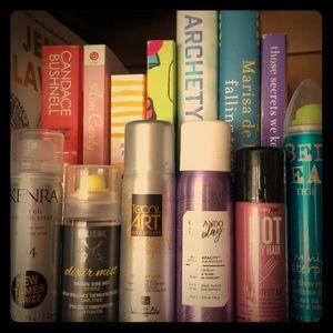 Hairspray and Shine Bundle-Small Size Prestige